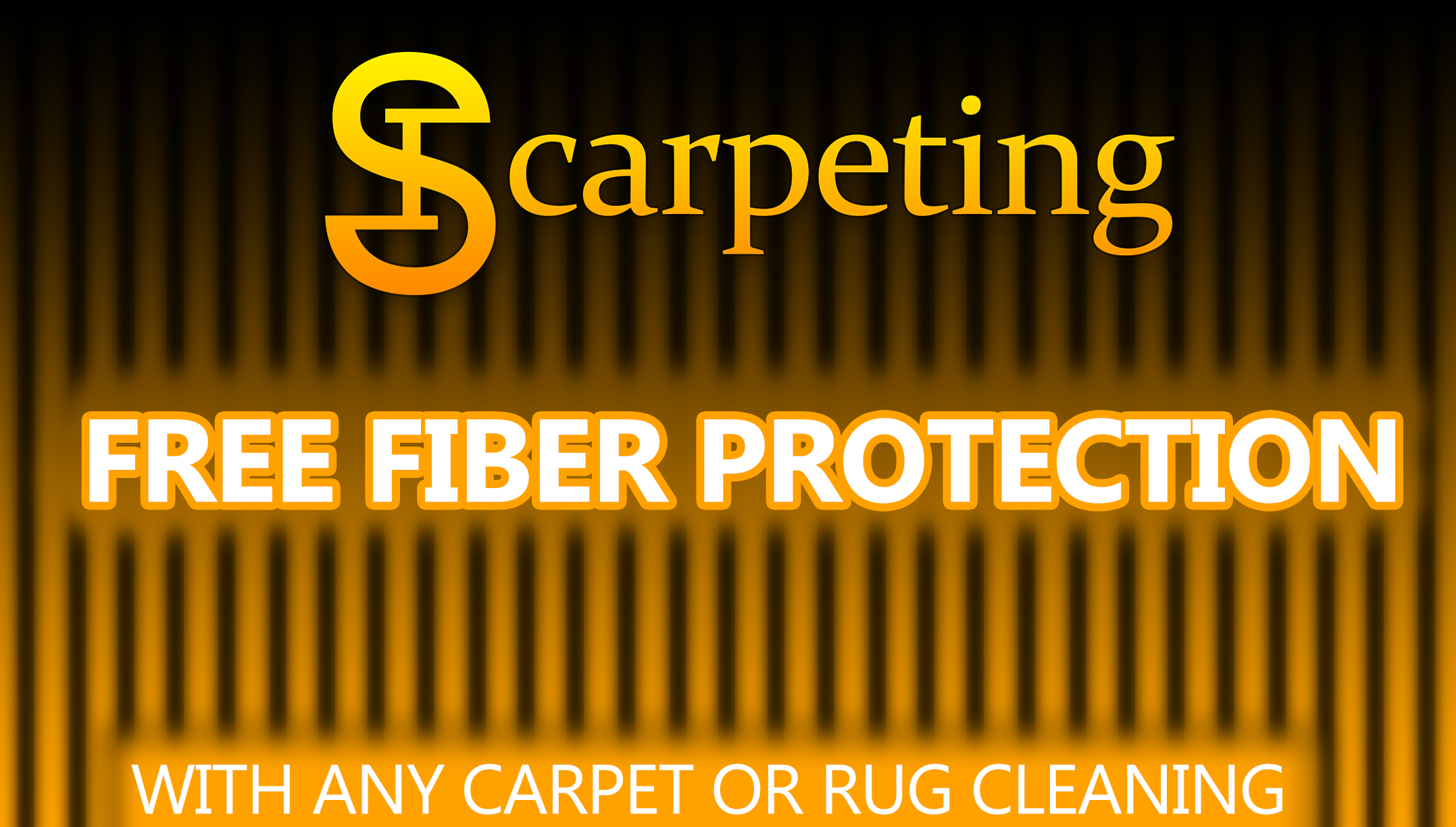 Free Fiber Protection Application With Any Carpet or Rug Cleaning